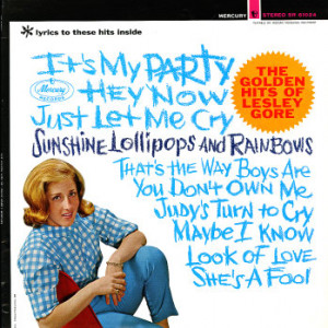Lesley Gore The Golden Hits Of Lesley Gore