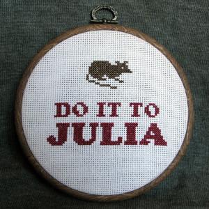 Do it to Julia