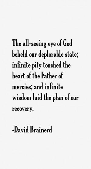 David Brainerd Quotes & Sayings