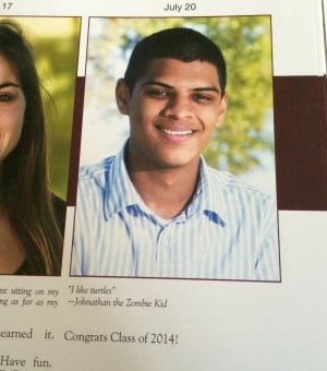 Good Senior Quotes For 2014 With the jefferson quote,