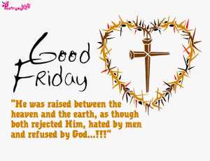 Good Friday Quotes and Sayings with Wallpapers