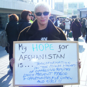 IN PICTURES – Annie's hope for Afghanistan