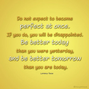 Better Tomorrow   Creative LDS Quotes