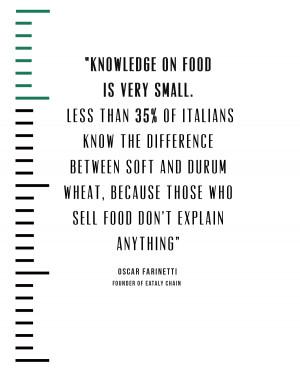 La conoscenza del cibo è bassissima. Meno del 35% degli italiani sa ...