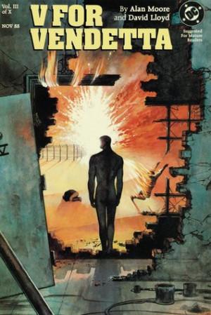 Start by marking V for Vendetta Vol III of X V for Vendetta 3
