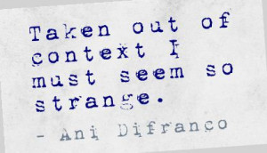 Ani DiFranco Quotes (Images)