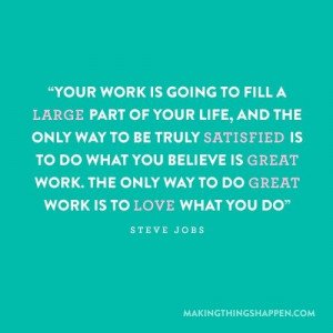 Steve Jobs is attributed with this quote. It goes on our Customer ...