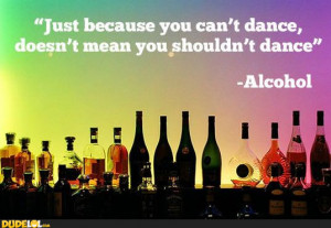great quotes from alcohol