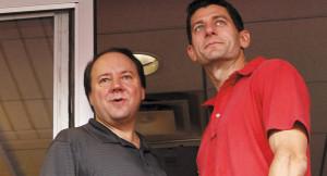 Pat Tiberi left and Paul