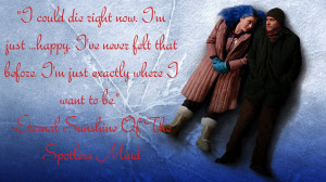 Quotes Sunshine Of The Spotless Mind ~ Eternal Sunshine Of The