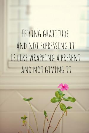 Gratitude Quote Oprah Winfrey