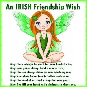 Irish friendship poem: Inspiration, Funny Quotes, Irish Friendship ...