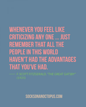 Quote Of The Day: September 25, 2014