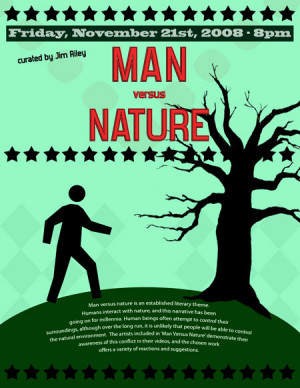 Top 10 Films Man vs Nature