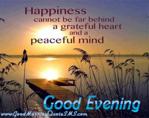 Good evening messages, Beautiful images and sms wishes u happy evening