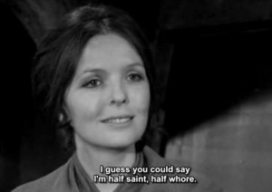 Love and Death, Woody Allen, 1975.