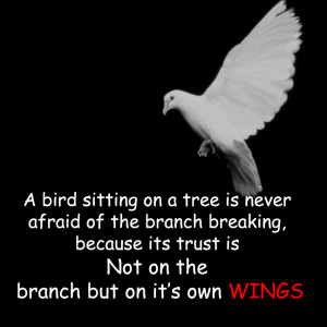 ... -but-on-it's-own-wings-motivational-and-inspirational-picture-quote