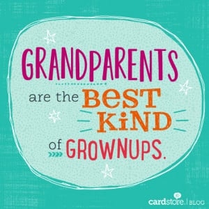 Grandparents Day is coming up pretty soon, but we know this will be ...