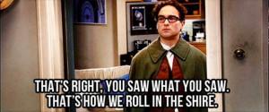 Sheldon Cooper Quotes The Big Bang Theory