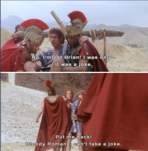 Funny six Life of Brian (1979) quotes