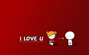 Wallpapers I Love U Quotes Blog S 1024x640