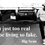 ... big sean, quotes, sayings, i dream bigger than i live inspiring quotes
