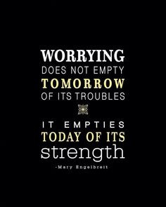 ... corrie ten boom so true living inspiration quotes worry worrying