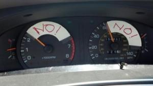 Overprotective parent of teen drive
