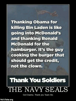Yes! Thank you Soldiers!