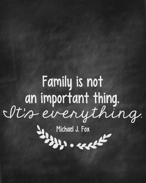 Family Values Quotes And...