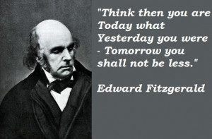 Edward fitzgerald quotes 5