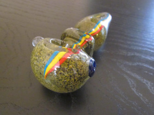 Bob Marley Smoking Bowl