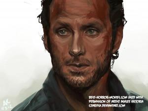 The Walking Dead Favorite ★Rick Grimes★ quote?