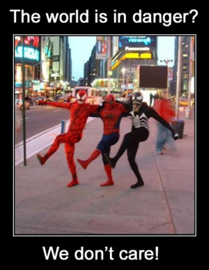 The Funny Amazing Spiderman (11)