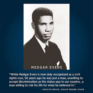 Medgar evers quotes medgar evers quotes