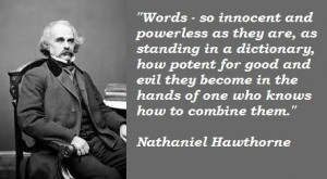 Nathaniel hawthorne quotes 4