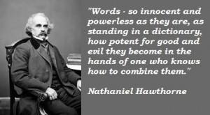 Nathaniel hawthorne quotes 4