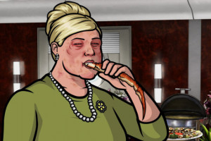 Archer Cartoon Pam Image Search...