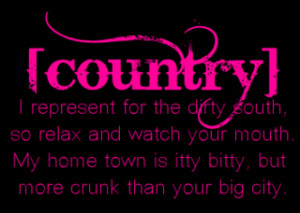 Im+a+country+girl+quotes