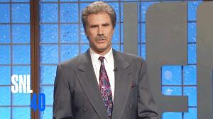 Will Ferrell SNL Jeopardy
