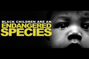 Black babies as propaganda