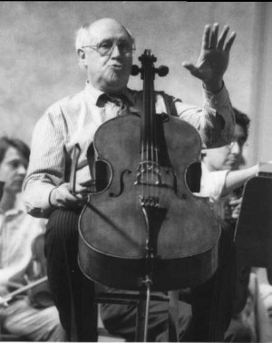 Mstislav Rostropovich, 1927-2007