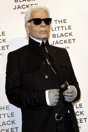 Karl Lagerfeld Photography Exhibition Dinner Party