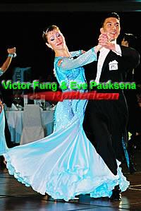 Victor Fung amp Eve Pauksena