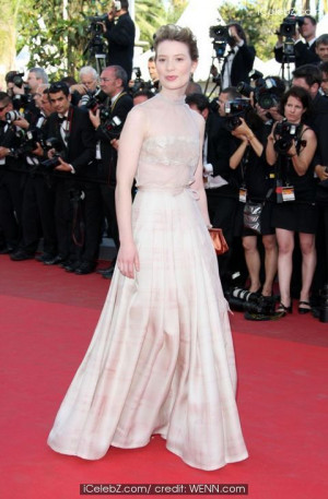 2011 Cannes International Film Festival - Day 6 - The Tree of Life ...