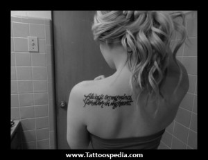 ... %20Quote%20Tattoos%20For%20Girls%201 Faith Quote Tattoos For Girls