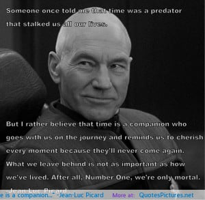 captain jean luc picard quotes