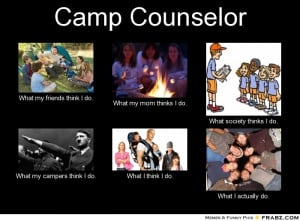 funny camp counselor