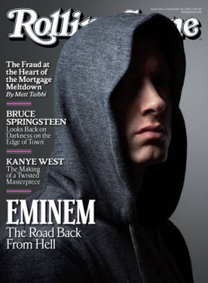 Sober Life: Eminem's Sober Interview with Rolling Stone