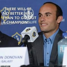 ... # quotes landon donovan more landon donovan quotes soccer quotes 6